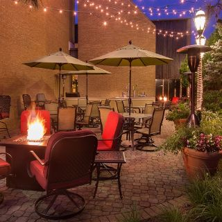 A photo of Allgauer's on the Riverfront restaurant