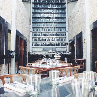 Una foto del restaurante MAGNO BRASSERIE