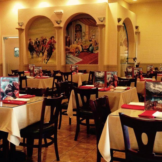 Annar Afghan Restaurant Hayward Ca