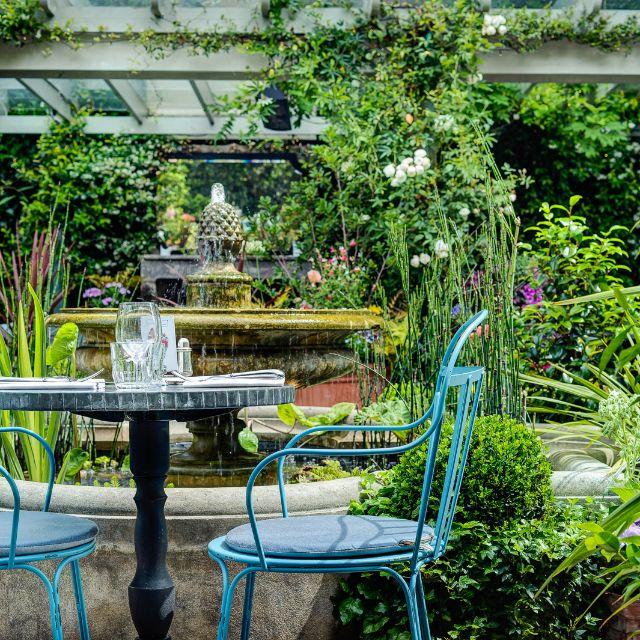 The Ivy Chelsea Garden Restaurant London Opentable