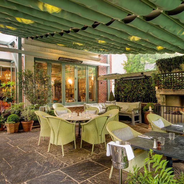 The Ivy Chelsea Garden London Opentable