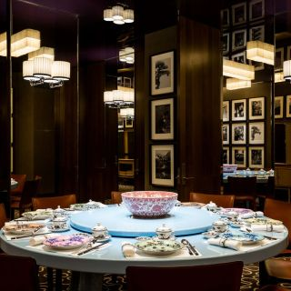 Summer Pavilion - The Ritz-Carlton, Millenia Singapore