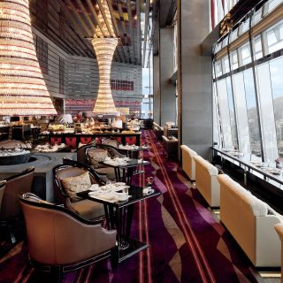 The Lounge & Bar - The Ritz-Carlton Hong Kong