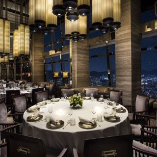 Tin Lung Heen - The Ritz-Carlton Hong Kong