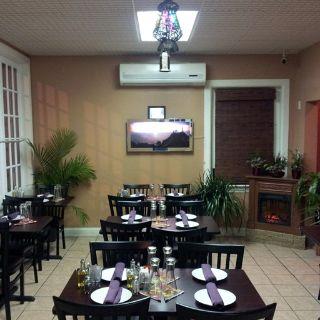 A photo of Zenas American Mediterranean Cuisine restaurant