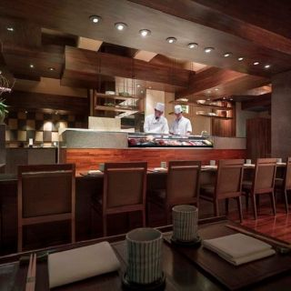 A photo of The Teppanroom - Grand Hyatt Hong Kong restaurant