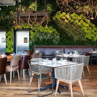 A photo of Herringbone - Santa Monica restaurant