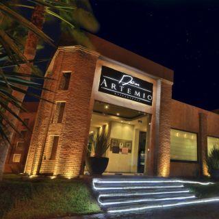 A photo of Don Artemio restaurant