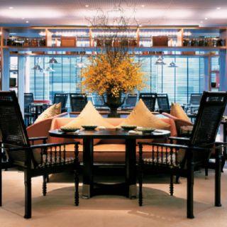 Erawan Tearoom - Grand Hyatt Erawan Bangkok