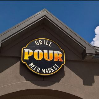 A photo of Pour Beer Market & Grill - Airdrie restaurant