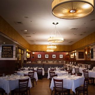 A photo of The Grillroom restaurant