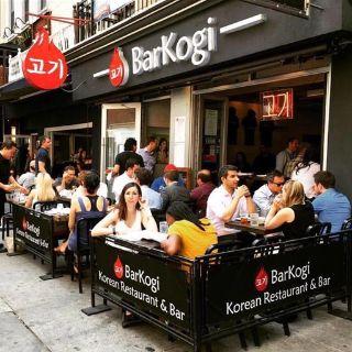 A photo of BarKogi restaurant