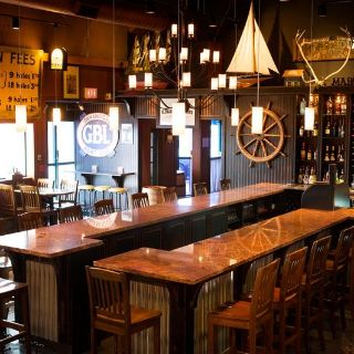 A photo of Jake's Boathouse - Brampton restaurant