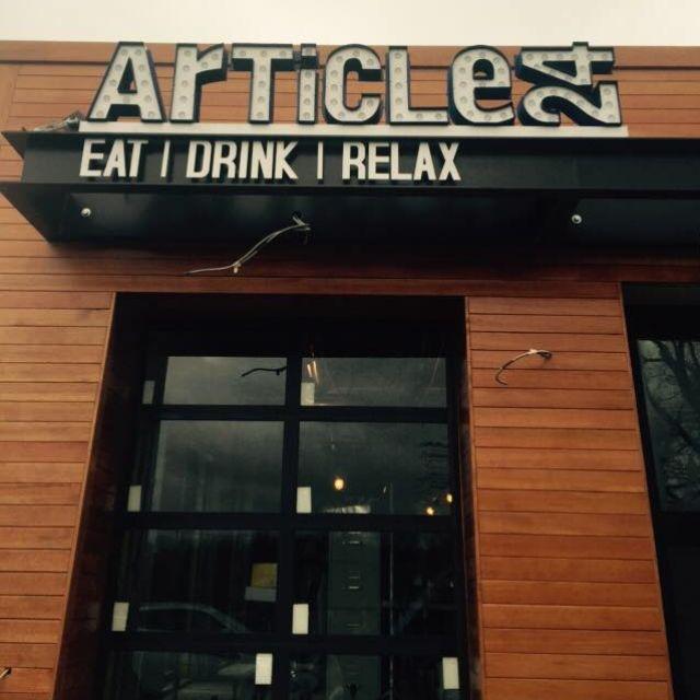 Article Restaurant Brighton MA OpenTable