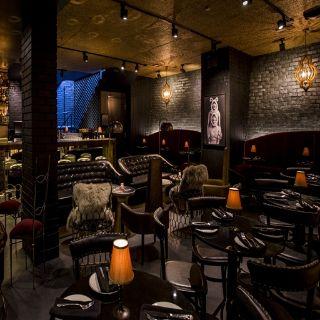 A photo of Black Cat restaurant