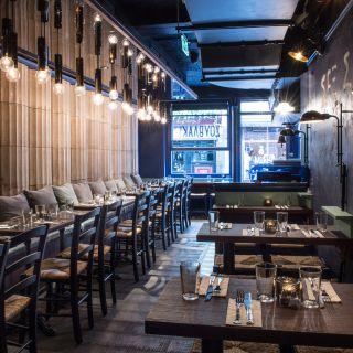 A photo of Suvlaki Soho restaurant
