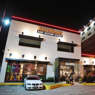 A photo of Tony Roma's - Queretaro restaurant