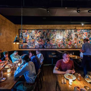 A photo of Hazel restaurant