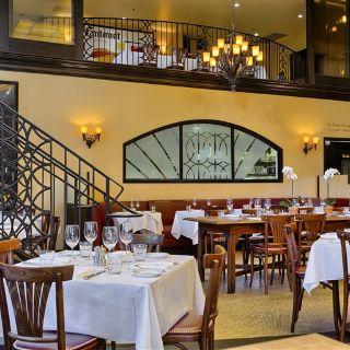 A photo of Left Bank Menlo Park restaurant