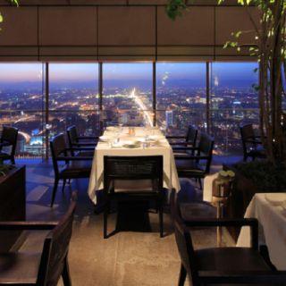 A photo of China Grill - Park Hyatt Beijing restaurant