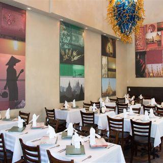 Foto von Burma Ruby Restaurant