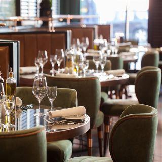 A photo of Pascarella im Titanic Chaussee Berlin restaurant