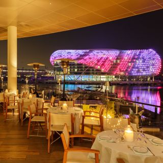 A photo of Cipriani Abu Dhabi restaurant