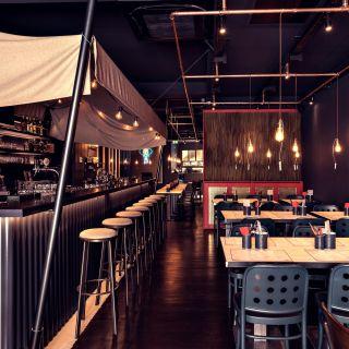 Foto von eatDOORI Oeder Weg Restaurant