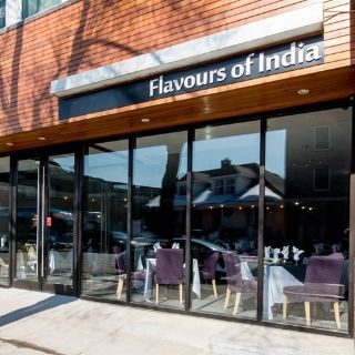 A photo of Flavours of India restaurant