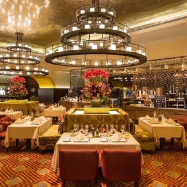 Terrazza Italian Restaurant Galaxy Macau Macau Macau