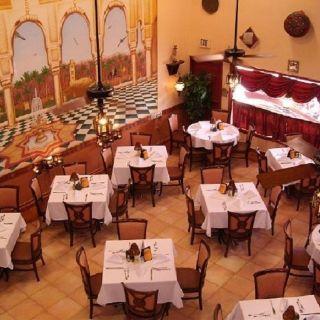 A photo of Casablanca Restaurant restaurant
