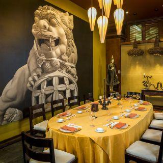 Una foto del restaurante Gong at Vidanta Riviera Maya