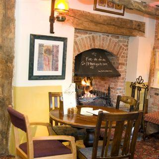 A photo of The Marsh Harrier restaurant