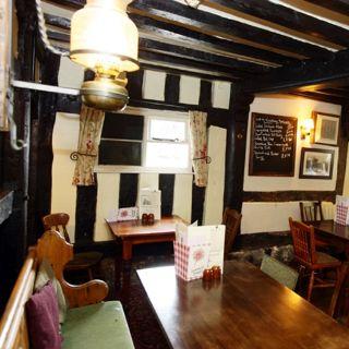 A photo of The Bears Head restaurant