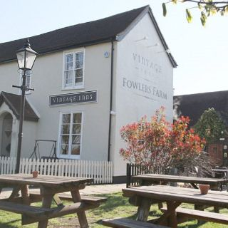 Foto von The Fowlers Farm Restaurant