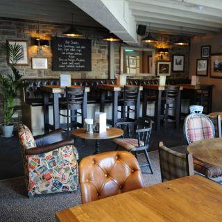 A photo of Vintage Inn The Nags Head restaurant