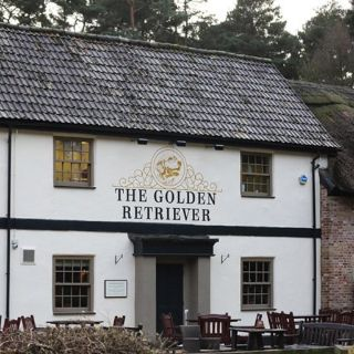 A photo of The Golden Retriever restaurant