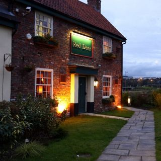 A photo of The Red Deer restaurant