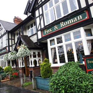 A photo of The Fox and Roman restaurant