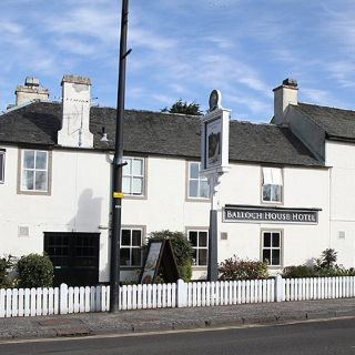 A photo of The Balloch House restaurant
