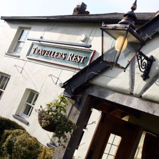 A photo of The Traveller's Rest - Dunstable restaurant