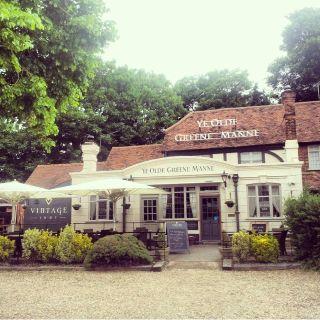 A photo of Ye Olde Greene Manne restaurant