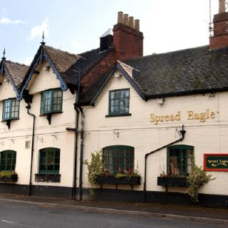 A photo of The Spread Eagle restaurant