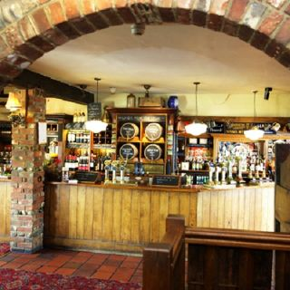A photo of The Lamb Inn restaurant