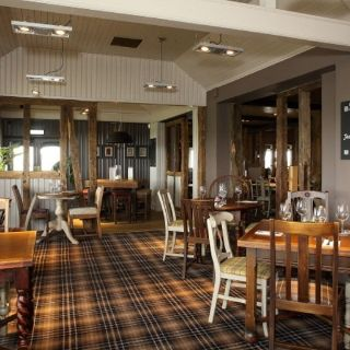 A photo of The Devils Dyke Hotel restaurant
