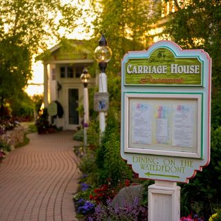 A photo of Carriage House at Hotel Iroquois restaurant