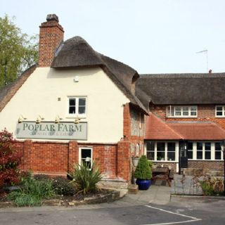 A photo of The Poplar Farm Inn restaurant