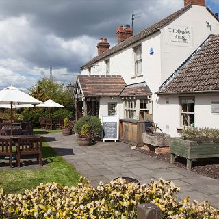 A photo of The Oaken Arms restaurant