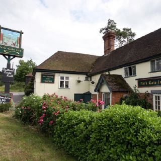 A photo of The Park Gate Inn restaurant