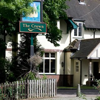 A photo of The Crown- Broxbourne restaurant